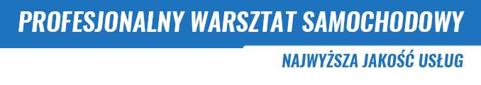 Profesjonalny warsztat samochodowy w Warszawie