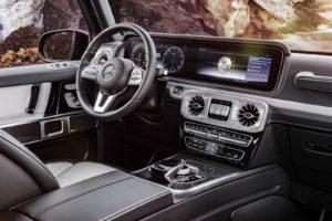 Mercedes klasy G 2019